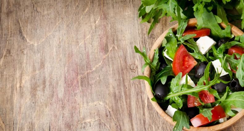фотографии греческого салата