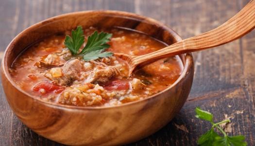 Рецепт грузинского Харчо