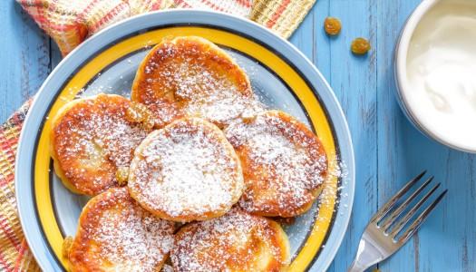 Рецепт сладких сырников из творога