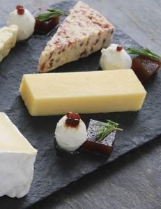 варианты сырных тарелок