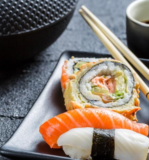 суши и продукты от которых может быть передозировка