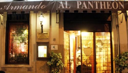 8 римских ресторанов, которые обязательно нужно посетить