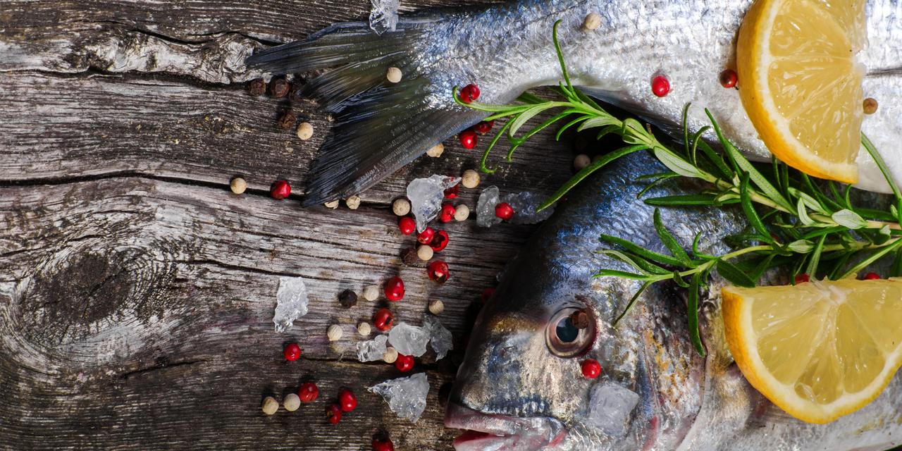 хранение рыбы фото