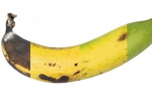 процесс старения банана