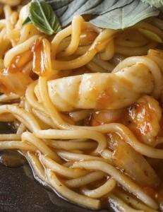 как приготоворить спагетти алла китара