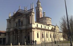Церковь с Саронно