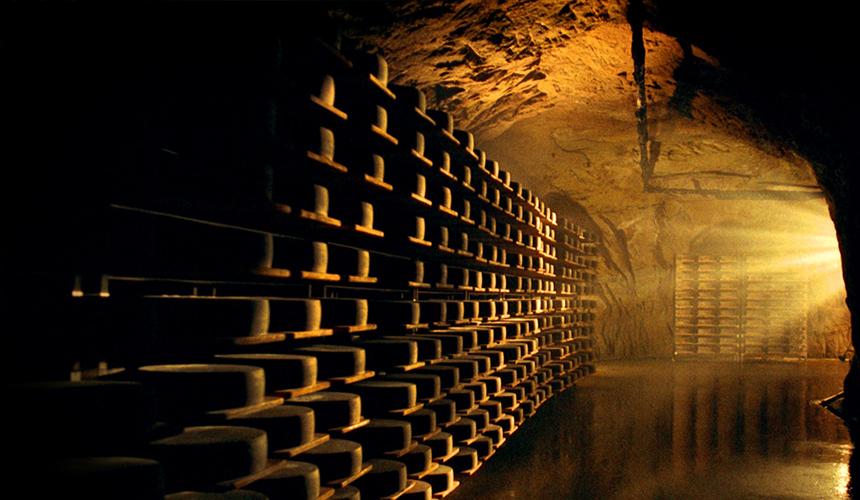 Фотографии пещер Кальтбах