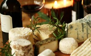 Идеальные сочетания сыра с вином