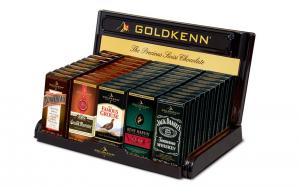 Шоколад с алкоголем Goldkenn