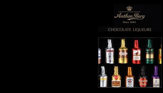 Алкоголь и шоколад – идеальное сочетание