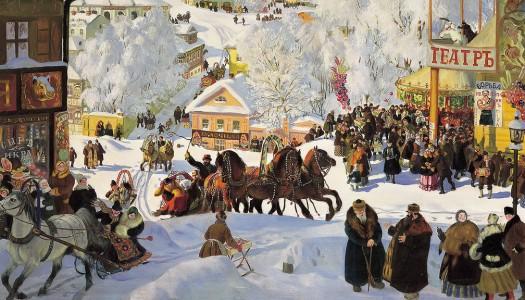 Русские кулинарные традиции на Масленицу