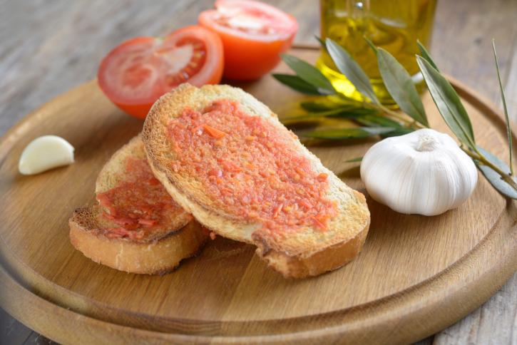 Каталонский хлеб