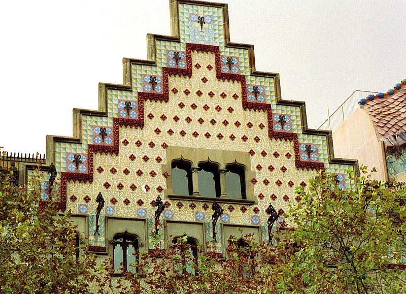 дом Амалье