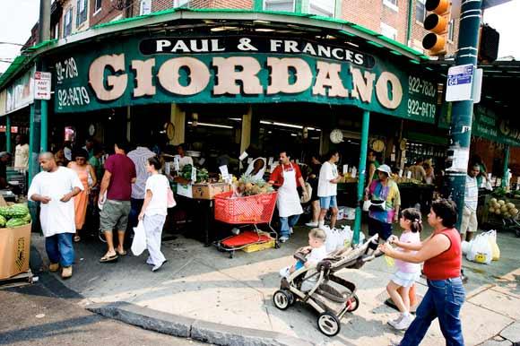 Итальянский рынок