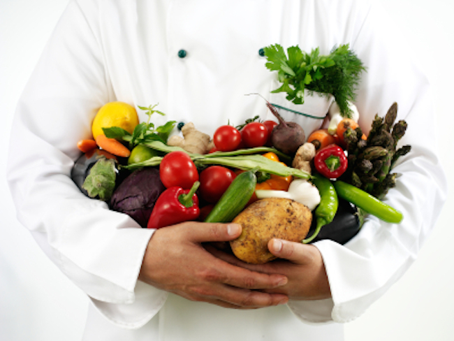 Включите в свой рацион больше свежих фруктов и овощей