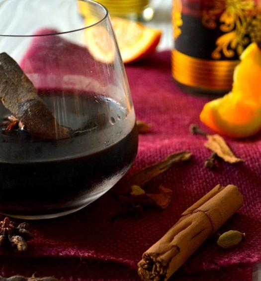 Из какого вина лучше готовить глинтвейн