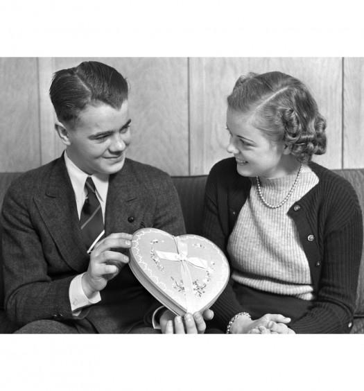Гастрономические подарки женщинам к 14 февраля
