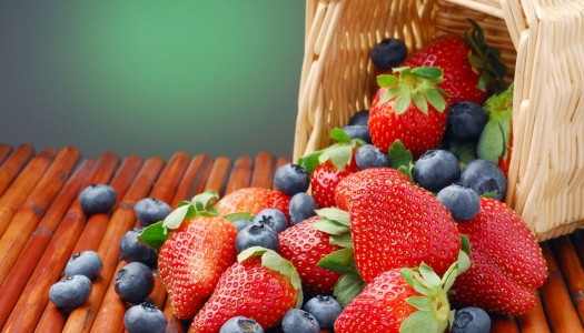 Возрождая русские традиции – полезные завтраки с ягодами