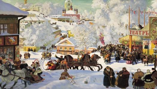 Масленица – русский карнавал