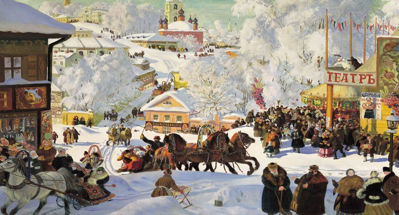Масленица - русский карнавал