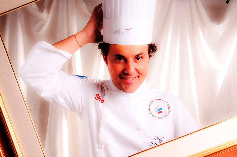 Луиджи Ферраро – посол калабрийской кухни в России