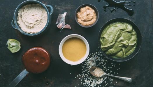 5 постных соусов, которые перевернут ваш мир