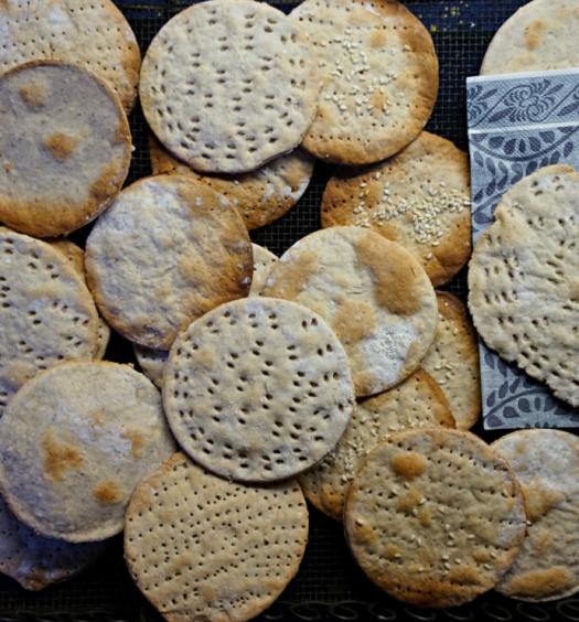 Рецепты закусок с хлебцами