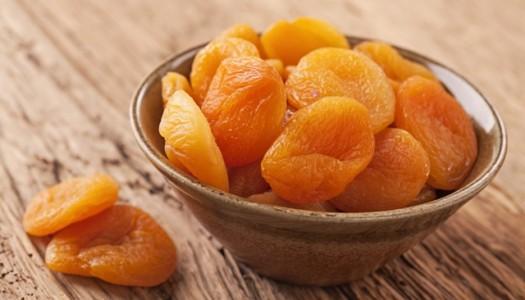 Сушеные абрикосы – море удовольствий!