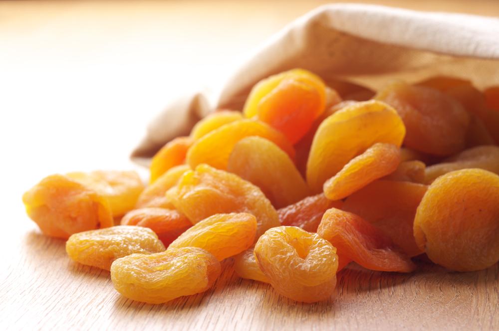 Сушеные абрикосы - море удовольствий!