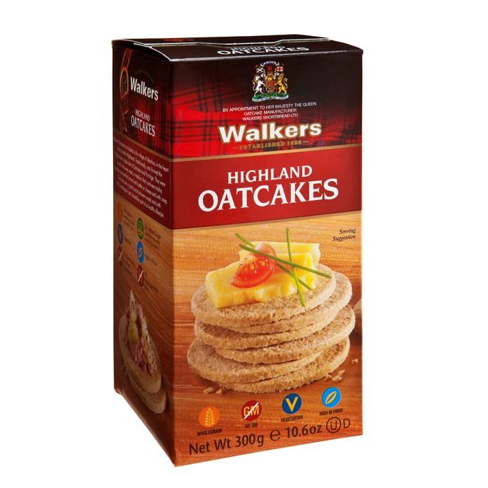 Хлебцы Walkers