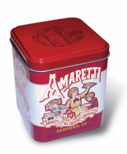 Печенье Амаретти Lazzaroni