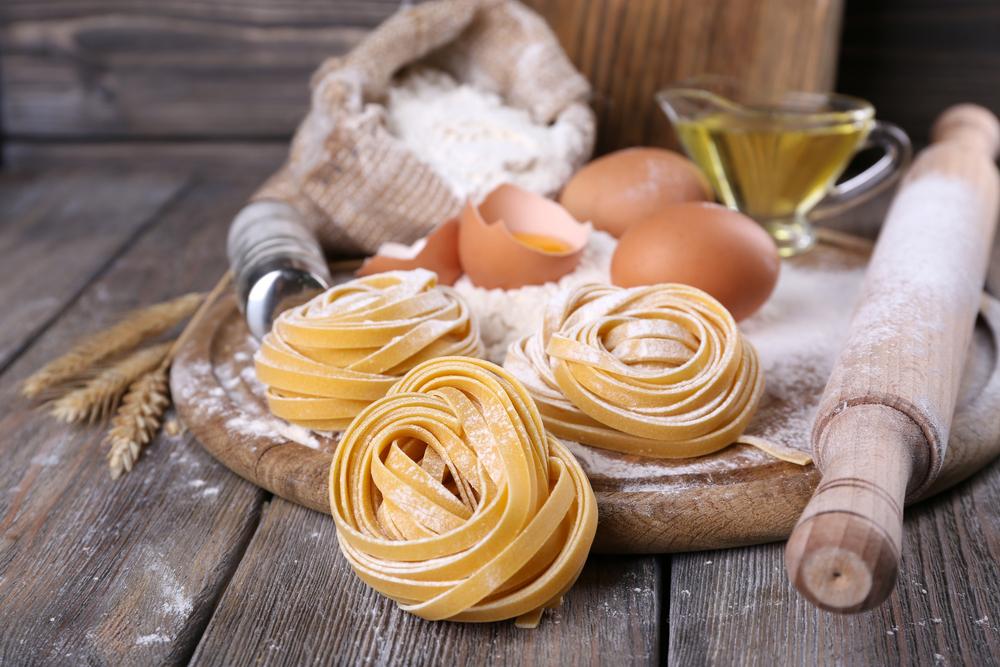 Яичная паста