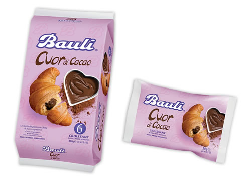 Bauli_Croissant_Cacao