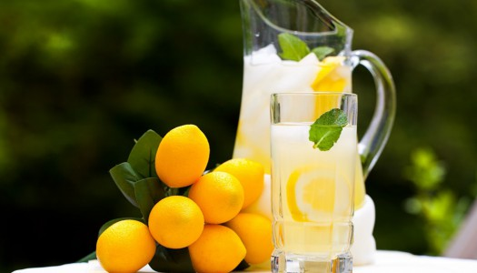 3 идеальных рецепта лимонада