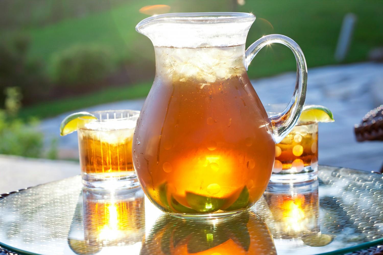 холодный чай рецепт