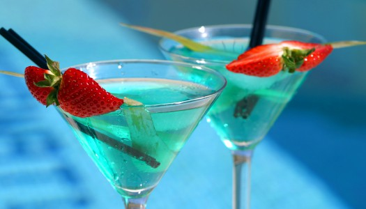 27 уникальных коктейлей с газированными напитками