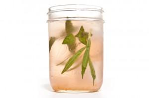 Витаминный коктейль с имбирем и куркумой рецепт