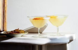 Имбирный коктейль рецепт