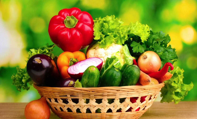 овощи рецепт