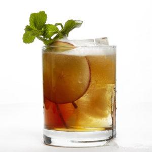 игристый коктейль с ромом