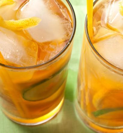 апельсиновая газировка рецепт