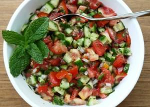 салат томат