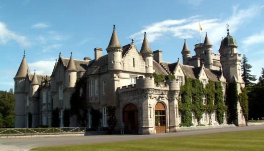 Путешествие по замкам Walkers в Шотландии