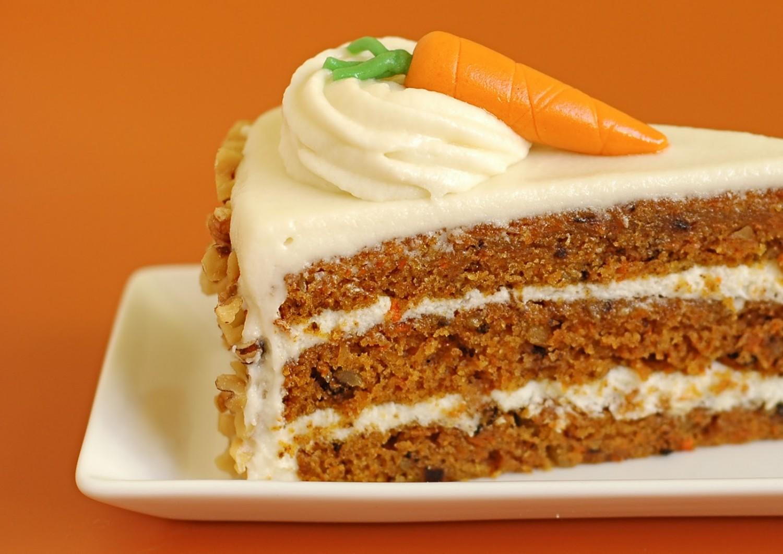 рецепты полезных морковных тортов