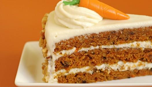 9 полезных морковных тортов