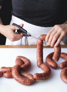домашние сосиски рецепт
