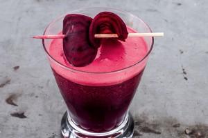 коктейль из свеклы