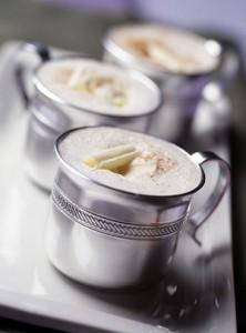 рецепт крема для горячего шоколада