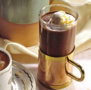 рецепт какао делюкс