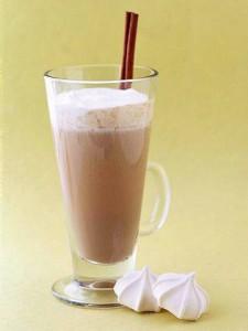 рецепт яичного кофе латте